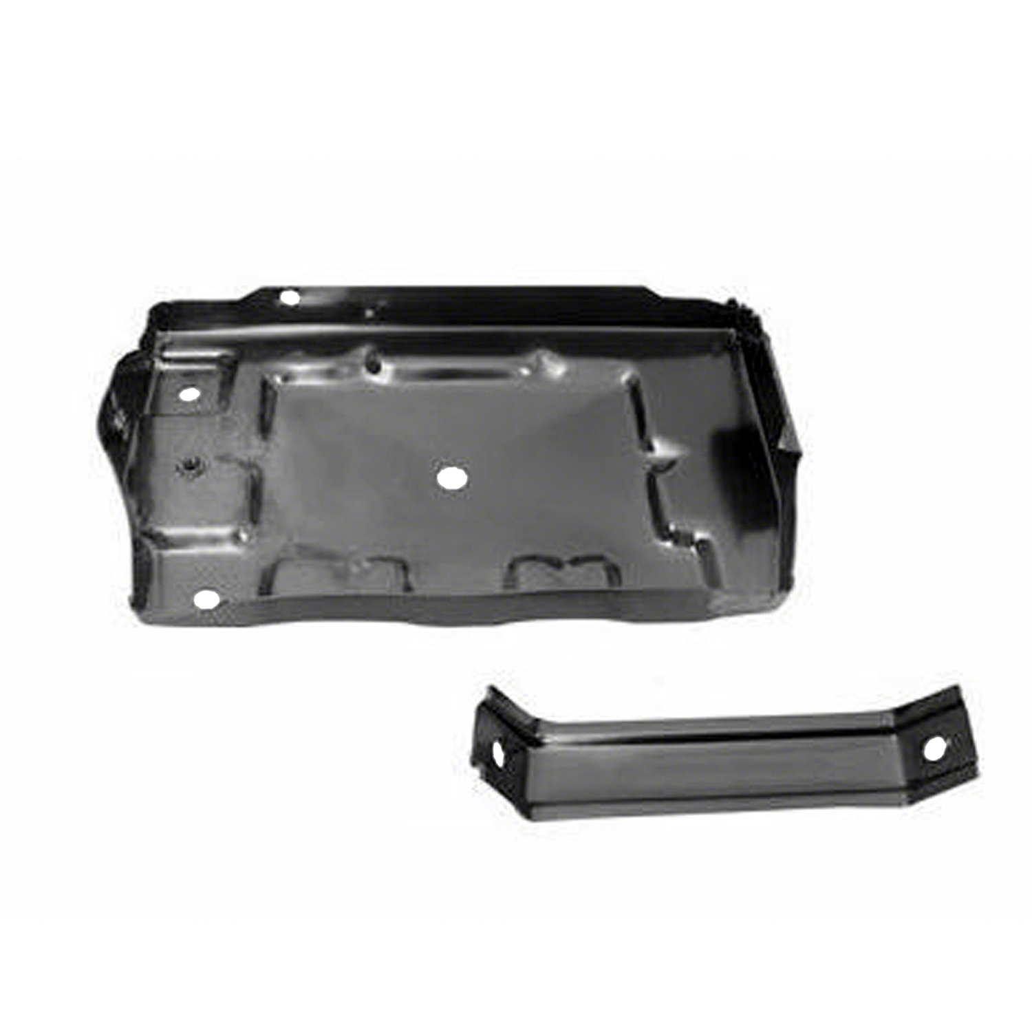 Details About Goodmark Replacement Battery Tray Gmk401030062s For 1962 1967 Chevrolet Chevy Ii