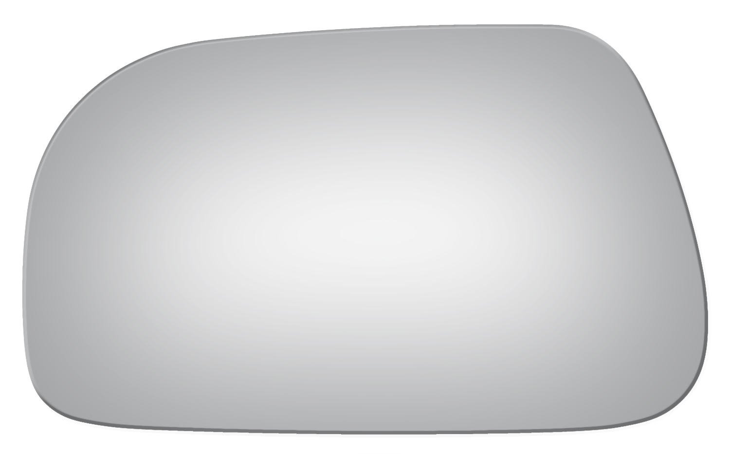 Chrysler Pacifica Driver Side Mirror Glass Replacement