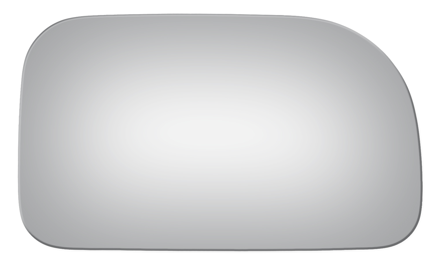 NEW fit 97-04 Mitsubishi Montero SPORT Driver Side Replacement Mirror Glass#2721