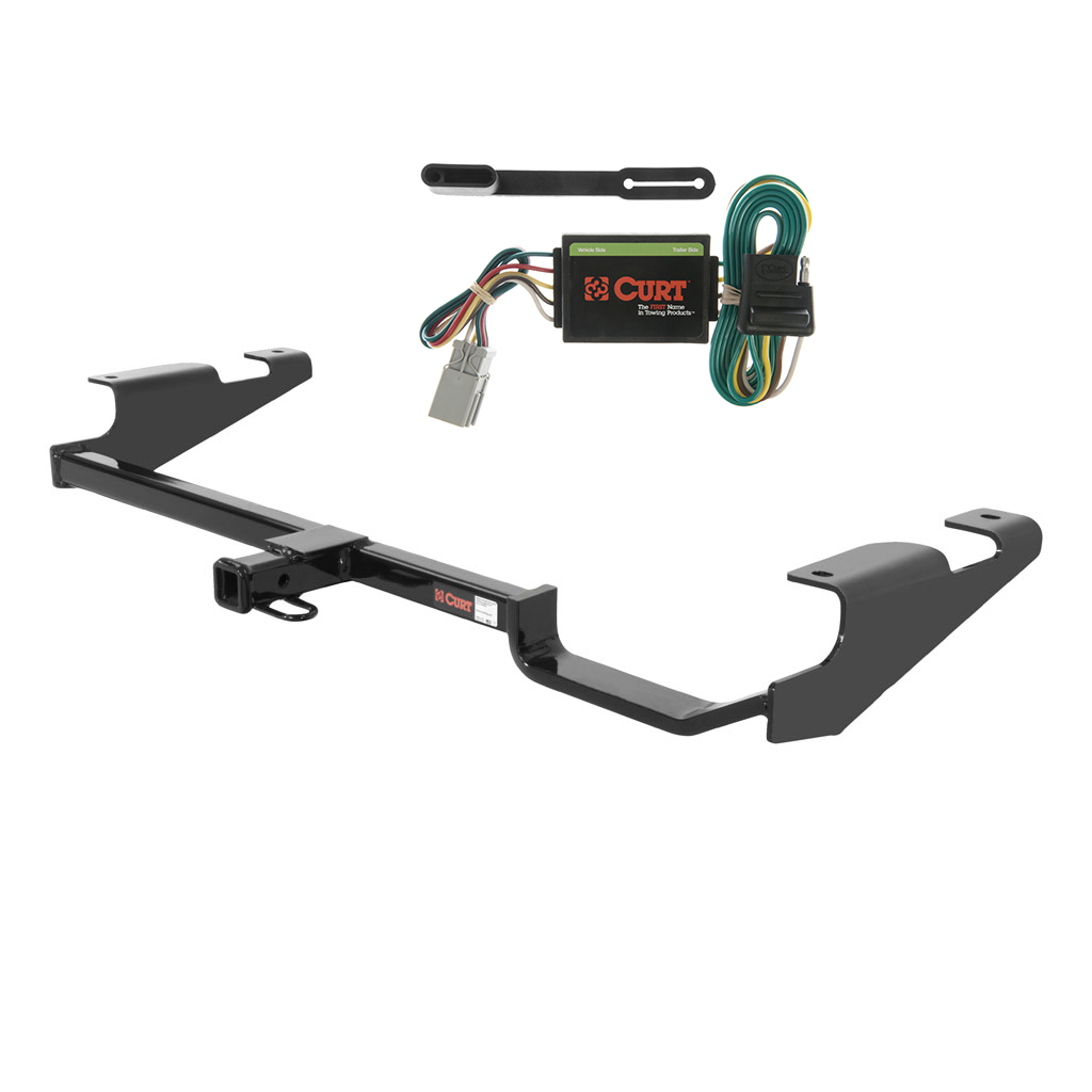 CURT Class 1 Trailer Hitch & Wiring For 1996-1998 Acura TL