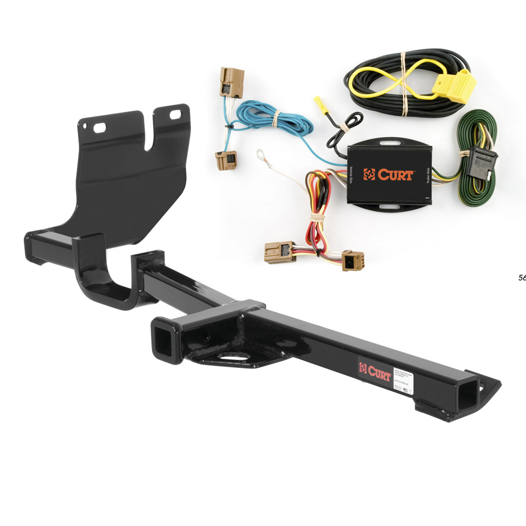 Curt Class 1 Trailer Hitch Wiring For 2007 2012 Nissan Versa Ebay Splicing Into Oem Harness Question