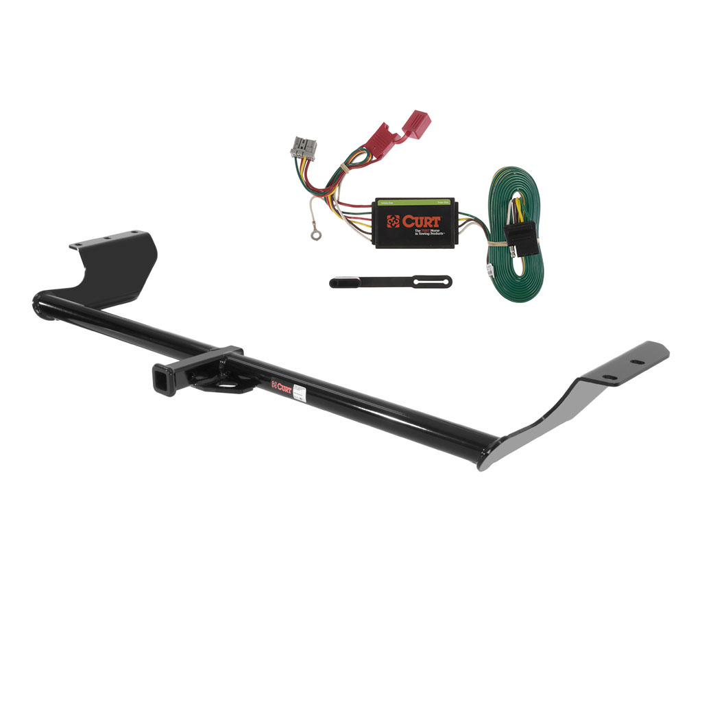 CURT Class 2 Trailer Hitch & Wiring for 2005-2010 Honda Odyssey