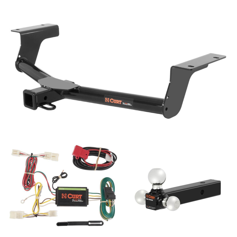 Bike Rack Lighting Board Wiring Kit Center Diagram Trailer Spares For Sale Venter Curt Connector 56165 2006 2012 Toyota Rav4 Ebay