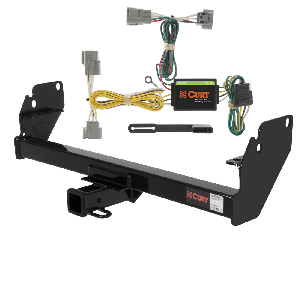 CURT Class 3 Trailer Hitch & Wiring for 2005-2015 Toyota Tacoma. $151.20. TOWING  CAPACITY
