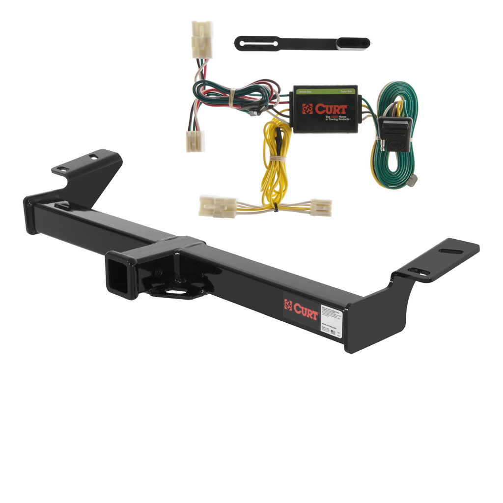 CURT Class 3 Trailer Hitch & Wiring for 2001-2005 Toyota RAV4