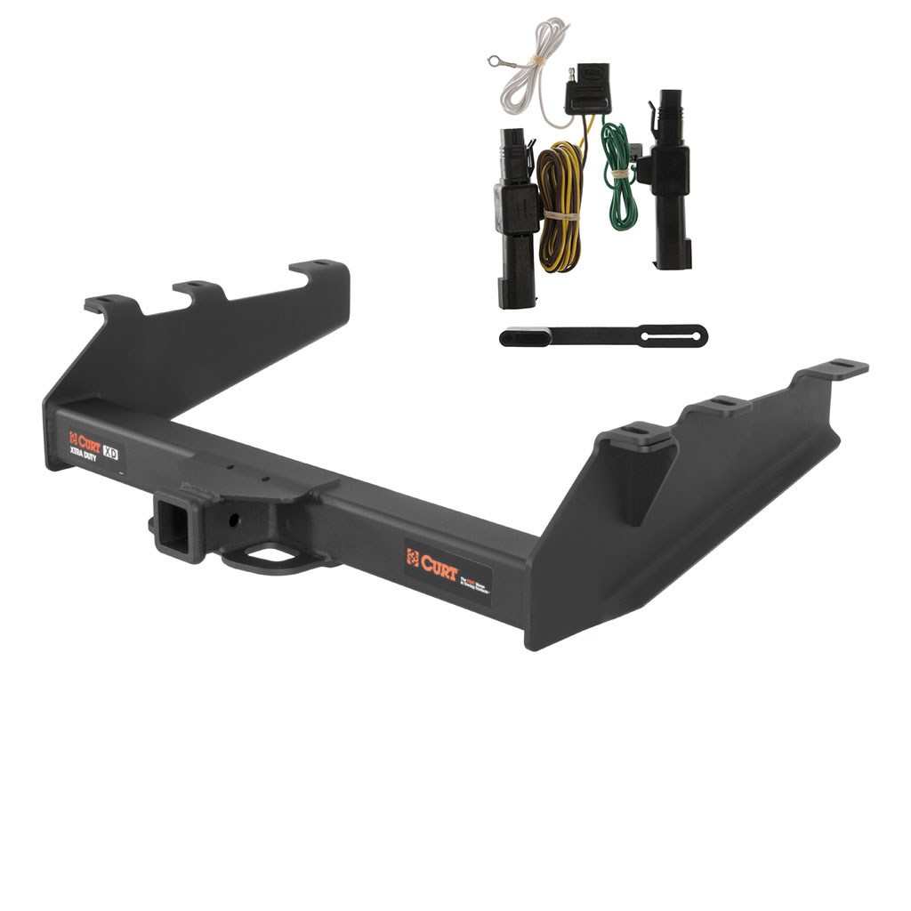 Curt Class 5 Trailer Hitch  U0026 Wiring For 1994 Dodge Ram