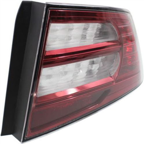 Driver & Passenger Side Tail Light Tail Lamp For 2007-2008