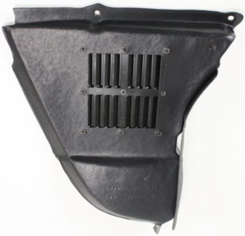 04-10 5-Series w//o M-Package Engine Splash Shield Under Cover Left Driver Side