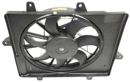 Single-Cooling-Fan-for-2006-2010-Chrysler-PT-Cruiser-CH3115146 thumbnail 6
