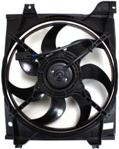 Driver-Side-Single-Cooling-Fan-for-Kia-Rio-Rio5-KI3115118 thumbnail 4