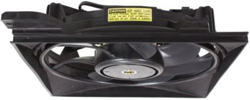 Driver-Side-Single-Cooling-Fan-for-Kia-Rio-Rio5-KI3115118 thumbnail 6