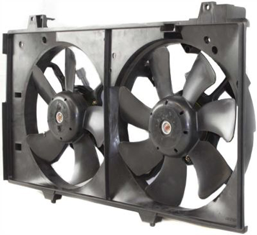 Dual-Cooling-Fan-for-2003-2008-Mazda-6-MA3115127 thumbnail 2