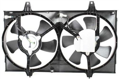 Dual-Cooling-Fan-for-1995-1999-Nissan-Maxima-NI3115103 thumbnail 4