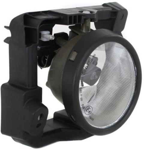 Driver & Passenger Side Fog Light For 2009-2010 Acura TSX