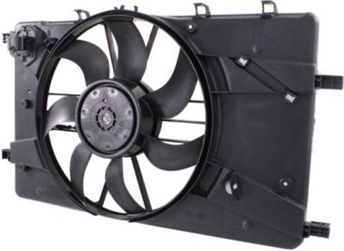 Single-Cooling-Fan-for-2011-2015-Chevrolet-Cruze-GM3115243 thumbnail 2