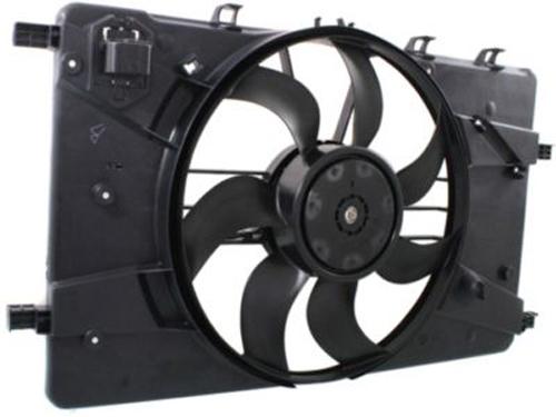 Single-Cooling-Fan-for-2011-2015-Chevrolet-Cruze-GM3115243 thumbnail 3