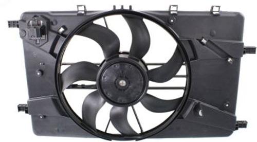 Single-Cooling-Fan-for-2011-2015-Chevrolet-Cruze-GM3115243 thumbnail 4