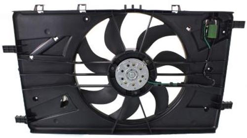 Single-Cooling-Fan-for-2011-2015-Chevrolet-Cruze-GM3115243 thumbnail 5