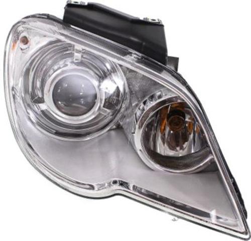 right passenger side headlight head lamp for 2007 2008. Black Bedroom Furniture Sets. Home Design Ideas