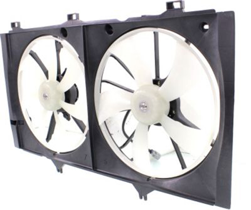 Dual-Cooling-Fan-for-Toyota-Camry-Venza-TO3115164 thumbnail 2