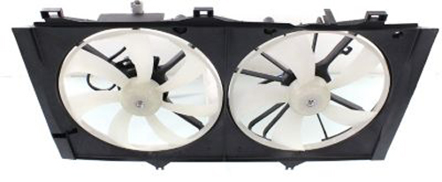 Dual-Cooling-Fan-for-Toyota-Camry-Venza-TO3115164 thumbnail 4