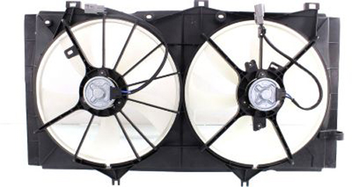 Dual-Cooling-Fan-for-Toyota-Camry-Venza-TO3115164 thumbnail 5