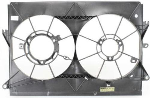 Dual-Radiator-Fan-Shroud-for-2005-2010-Scion-tC-SC3115101 thumbnail 4